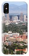 Cherry Creek In Denver IPhone Case