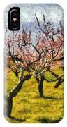 Cherry Trees 3.0 IPhone Case