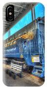 Chesapeake Western Baldwin Ds-4-4-660 No 662 IPhone Case