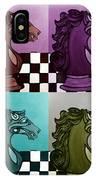 Chess Pop Art IPhone Case