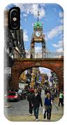 Chester Eastgate Clock IPhone Case