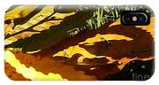 Chestnut Abstract IPhone Case