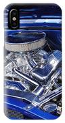 Chevrolet Hotrod Engine IPhone Case