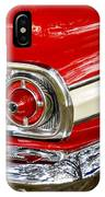 Chevrolet Impala Classic Rear View IPhone Case
