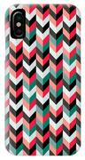 Chevron IPhone Case by Mike Taylor