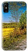 Chevy 34 Sweet Country Road IPhone Case