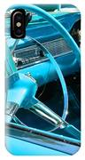 Chevy Bel Air Interior  IPhone Case