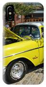 Chevy Classic IPhone Case