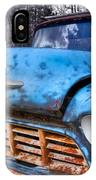 Chevy In The Woods IPhone Case