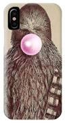 Big Chew IPhone Case by Eric Fan