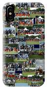 Chicago Bears Training Camp 2014 Collage The Players IPhone Case