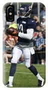 Chicago Bears Wr Armanti Edwards Training Camp 2014 07 IPhone Case