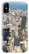 Chicago Buildings IPhone Case