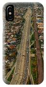 Chicago Highways 01 IPhone Case