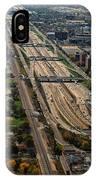Chicago Highways 02 IPhone Case