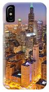 Chicago Southwest 2 IPhone Case