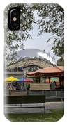 Chicago The Bean Lower Westside IPhone Case