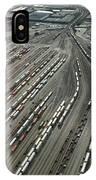 Chicago Transportation 02 IPhone Case
