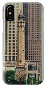 Chicago Water Tower IPhone Case