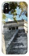 Chichen Itza - Yucatan Mexico IPhone Case