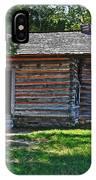 Chickamauga Cabin IPhone Case