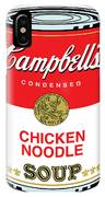 Chicken Noodle Soup IPhone Case by Gary Grayson