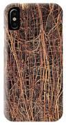 Chickenwire Rusty IPhone Case