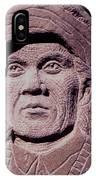 Chief-cochise-2 IPhone Case