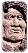 Chief-gall IPhone Case