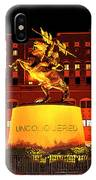 Chief Osceola And Renegade Unconquered IPhone X Case
