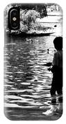 Child Fishing IPhone Case