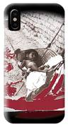 Child Tohono O'odham Hammock #1 Unknown Location And Date - 2013 IPhone Case