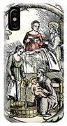 Childbirth, 1499 IPhone Case