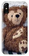 Chilling Bear IPhone Case