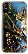 China Berry Hawk IPhone Case