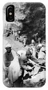 China Burma Road, 1944 IPhone Case
