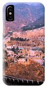 China Great Wall Adventure By Jrr IPhone Case
