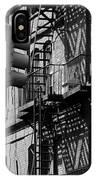 China Town Fire Escape IPhone Case