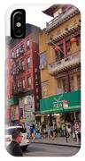 China Town Nyc IPhone Case