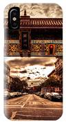 China Town Victoria IPhone Case