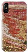 Chinde Point In Painted Desert In Petrified Forest National Park-arizona IPhone Case