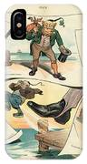Chinese Exclusion Act, 1905 IPhone Case