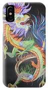 Chinese Fire Dragon IPhone Case