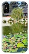 Chinese Garden - Huntington Library. IPhone Case