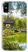 Chinese Pagoda IPhone Case