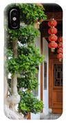 Chinese Red Lanterns IPhone Case