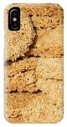Chinese Rice Cakes IPhone Case