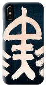 Chinese Zodiac Sign - Tiger IPhone Case