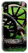 Chippewa Park Gears IPhone X Case