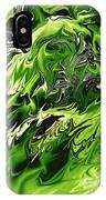 Chlorophylle IPhone Case